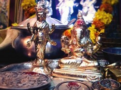 Dhanteras Puja Vidhi In Gujarati