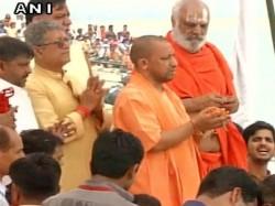 Up Cm Yogi Adityanath Ayodhya On Diwali
