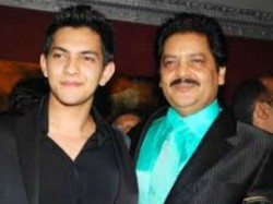 Bollywood Singer Aditya Narayan The Son Udit Narayan Was C
