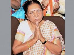 Gujarat Election 2017 Former Cm Anandiben Patel S Reaction A