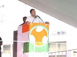 Rahul Gandhi Addressed Rally Palanpur