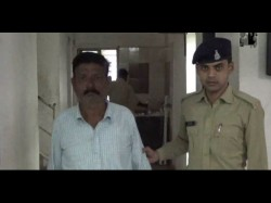 Amreli Police Person Fired At Colleague