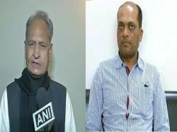 Ashok Gehlot Vs Dinesh Bambhaniya Paas Congress Clash Before Gujarat Elections