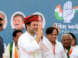 Gujarat Election 2017 Rahul Gandhi Visit Gujarat On 11th Nov