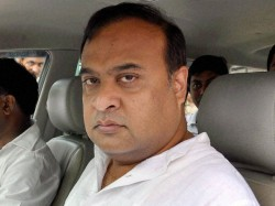 Assam Minister Himanta Biswa Sarma Says Sins Cause Cancer Draws Criticism