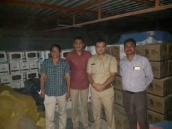 Before Gujarat Election Gandhinagar Police Seized 1 Crore Wo