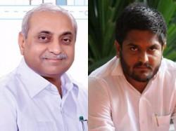 Gujarat Election 2017 Hardik Patel Tweets During De Cm Nitin