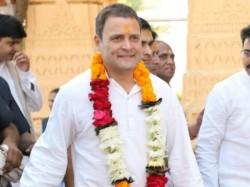 Congress Leader Rahul Gandhi Reach Somnath Temple