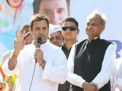 Gujarat Congress Rahul Gandhi Addressing Khedut Adhikar Sa