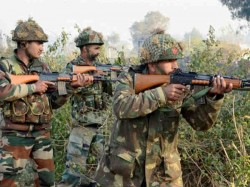 Jammu Kashmir At Least 5 Terrorist Killed In Bandipur Sector 2 Jawans Injured