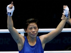 Mary Kom Wins Gold Asian Boxing Championship S 48 Kg Category By Defeating Kim Hyang Mi