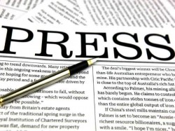 Pm Narendra Modi Other Ministers Wishes Media On National Press Day
