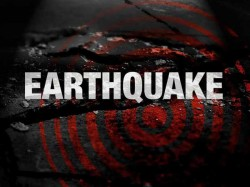Earthquake Occurred India China Border Region Arunachal Pradesh At Saturday Morning