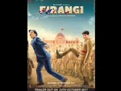 Firangi Movie Review In Gujarati