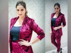 Video Sania Mirza Dancing On Salman Khan Swag Se Swagat Song