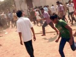 Gujarat Election Clash Between Two Groups Mehsana
