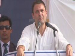 Gujarat Assembly Election 2017 Rahul Gandhi Rally Patan