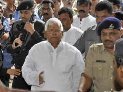 Fodder Scam Verdict Lalu Prasad Yadav Found Guilty