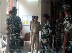 Gujarat Election Tight Security Election Results Day