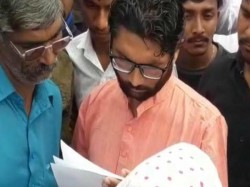 Jignesh Mewani Start Woking After Wining Gujarat Election