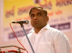 Lalji Patel Demand Make Nitin Patel Cm Also Declared Mehsan Bandh