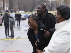 America 2 Dead 11 Wounded Chicago Shootings Just Night Before Of Christmas