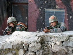 One Indian Army Jawan Killed Ceasefire Violation Nowshera Sector