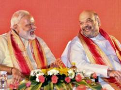 Gujarat Bjp Get 110 120 Seats Says Sahara Samay Cnx Survey