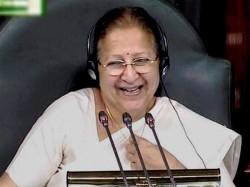 Loksabha Speaker Sumitra Mahajan Calls All Party Meet Ahead Of Union Budget