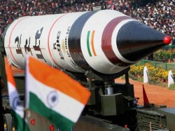India Test Fires Nuclear Capable Icbm Agni V From Odisha Coast
