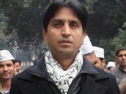 Kumar Vishwas Gopal Rai Aam Aadmi Party Kim Jong Un Delhi Rajya Sabha