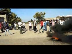 Karni Sena Protesting Padmaavat Film At Rajkot Botad And Morbi