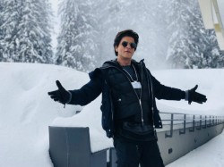 Srk Honored With 24th Crystal Award At Wef