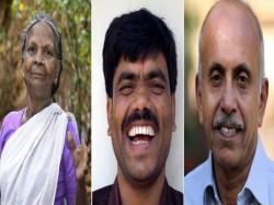 Government Announced Padma Shri Awards