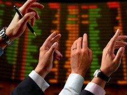 Bse Sensex Hits New Record High Nifty Crosses
