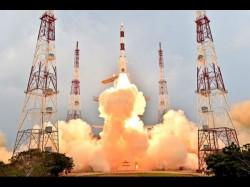 Isro Launch Its 100th Pslv Satellite Andhra Pradesh