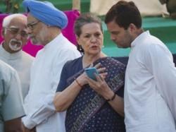 Lok Sabha Election 2019 Tmc Ncp Bsp Sp Leader Join Sonia Gandhi Dinner Party