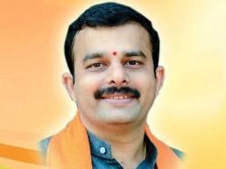 Bjp Leader Sunil Kumar Says Contest Between Allah And Lord Rama In Karnataka S Bantwal Seat