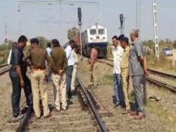 Railway Track Removed At Mehsana Sidhpur But No Accident Happened