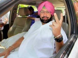Obc Scam Amarinder Singhs Son Law Name Among 13 Named Cbi