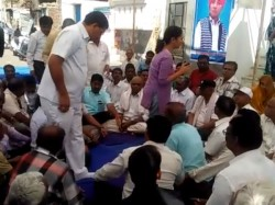 Dalit Andolan Bhanu Bhai Family Accepted Land Papers