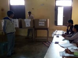 Gujarat Panchayat Elections Voting Day Today
