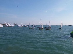 Dwarka Boat Competition