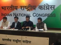 Congress Comments On Nirav Modi Pnb Scam Asks 4 Question