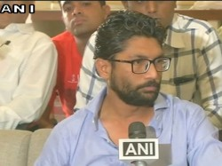 Jignesh Mevani Fears Encounter After Whatsapp Chat Cops Goes Viral