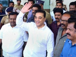 Kamal Haasan Prepares Launch His Political Party Today