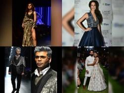 Lakme Fashion Week 2018 Karan Johar Shahid Kapoor Meera Rock