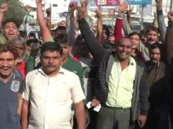 Mehsana Auto Driver Strike Due Traffic Police