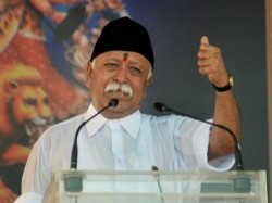 Rahul Gandhi Sp Lashes Mohan Bhagwat His Comment On Indian Army