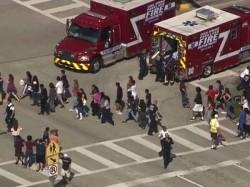 Florida School Shooting More Than Dozen Killed Shooter Arres